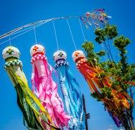 Tanabata in Akita